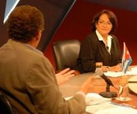 Mesa Redonda Derechos del Niño: Arleen Rodríguez y José Juan Ortiz