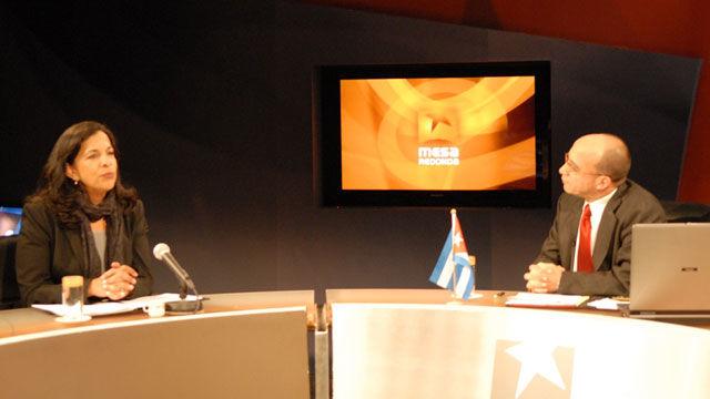 Lisett Pérez, Funcionaria de Asuntos Regionales de la Dirección de América Latina, del MINREX, opinó que lo más importante de la Cunbre fue que evidenció el impacto que ha tenido el ALBA en las sociedades de los nueve países que la integran.