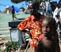 El terremoto ocurrido el 12 de enero en Haití dejó al menos 111.500 muertos y más de un millón de damnificados