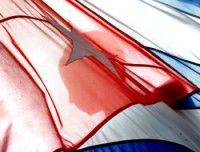 Bandera cubana. Foto Kaloian Santos Cabrera