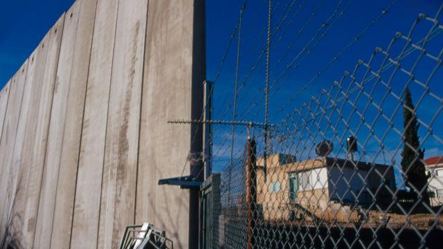 """""""El Color de los Olivos"""" habla de un pueblo sitiado por puertas y cercas de alambre electrificadas, de soldados armados, quienes controlan la vida de los moradores"""