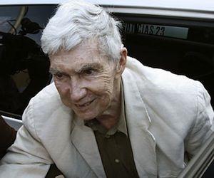 El terrorista Luis Posada Carriles