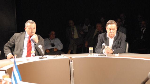 Alberto Dibbern, secretario de Políticas Universitarias de Argentina, dijo que la inclusión con calidad y la participación de todos constituyen, además de otros, objetivos de la enseñanza superior en su país