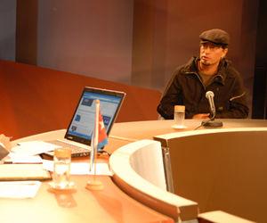 """Estreno del  Documental """"Haití, la apuesta por la vida"""", del realizador guatemalteco Alejandro Ramírez Anderson, material dedicado a resaltar la capacidad de reacción de ese pueblo"""