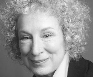 escritora canadiense Margaret Atwood, ganadora del Premio Príncipe de Asturias