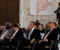 Ceremonia inaugural de la XIX Feria Internacional del Libro Cuba 2010