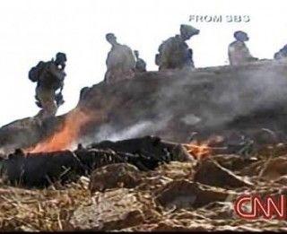Insurgentes afganos derriban avión no tripulado de Estados Unidos