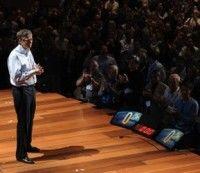 El fundador de Microsoft en la conferencia TED. | Fotos: James Duncan Davidson
