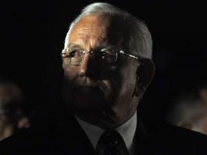 Micheletti como diputado vitalicio