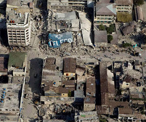 Haití desvastado tras terremoto del 12 de enero