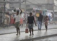 Crecen las preocupaciones en Haití con las lluvias