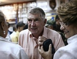 Luis Posada Carriles (Foto: Miami New Times)