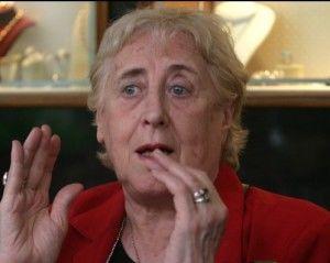 La escritora argentina Stella Calloni