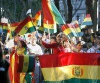 Bolivia reúne millón de dólares para Haití y Chile