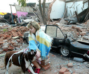 Cerca de 800 muertos por terremoto en Chile