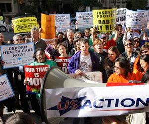 Con tres votos más de lo necesario es aprobada la reforma sanitaria por la Cámara de Representantes
