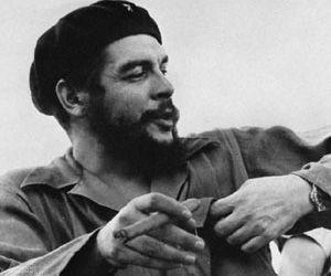 Ernesto Che Guevara. Foto de archivo