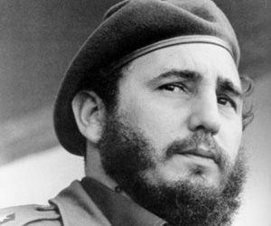 Fidel Castro, Foto Liborio Noval