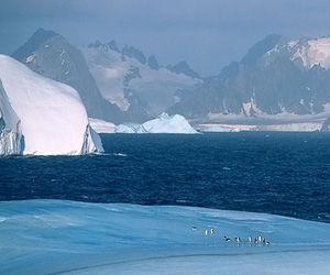 NASA halla vida a 200 metros en la Antártida