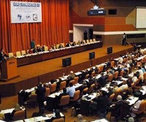 Inauguran Encuentro Internacional de Economistas