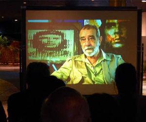 """Muestra """"Sencillamente Korda"""", en homenaje al destacado fotógrafo cubano, abierta en el Memorial José Martí, en La Habana, el 12 de marzo de 2010. AIN Foto: Marcelino VAZQUEZ HERNANDEZ"""