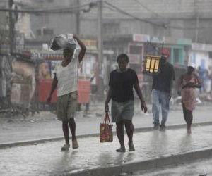 Lluvias en Haití han causado 16 muertes