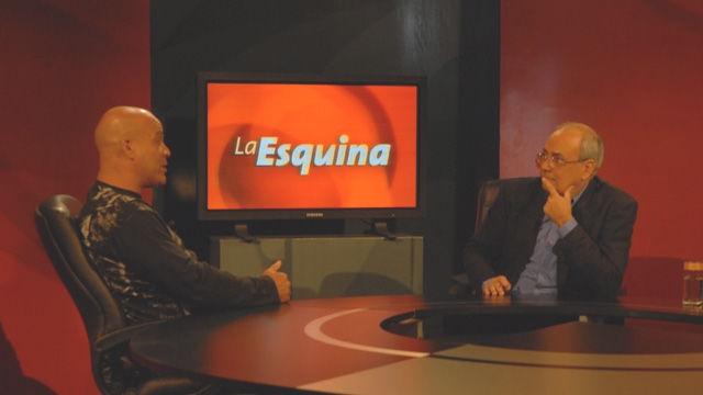 Reinaldo Taladrid y el ex atleta Lázaro Vargas, expusieron criterios acerca los resultados que condujeron a las finales beisboleras occidental y oriental de la actual Serie Nacional de Béisbol