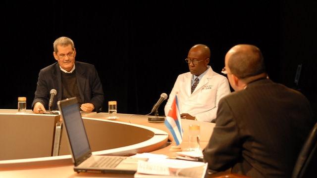 El principio ético de la historia de la Revolución cubana de salvaguardar la vida humana ante cualquier contingencia, en un país que presta atención médica en otras 60 naciones