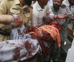 Mueren cinco personas en bombardeo de EEUU en Paquistán