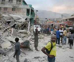 Pobreza extrema en Haití es superior  tras terremoto