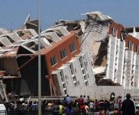 Terremoto en Chile. Foto Archivo
