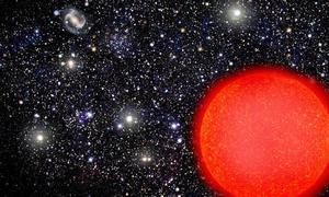 Una vieja estrella lejana a la Vía Láctea comparte rasgos con las nuestras