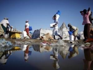 Haití sigue malherida cien días después del terremoto
