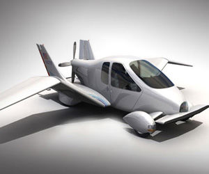 Transition es el nombre del primer vehículo volador personal.