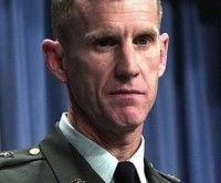 General Stanley A. McChrystal, Jefe de la Tropas de Ocupación de los EE.UU. en Afganistán.