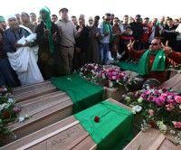 Al menos 114 muertos y 445 heridos dejan los bombardeos de fuerzas imperialistas en Libia