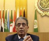 Amr Musa, Jefe de la Liga Arabe