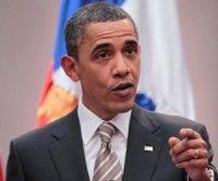 Barack Obama en Chile. Foto AP