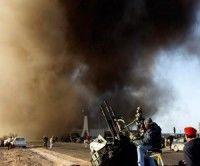 Baterías antiaéreas se vuelven a oír por cuarta noche en Trípoli