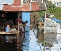 Bolivia afectada tras intensas lluvias