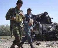 Bombardeo de la Otan en Afganistan