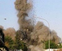 Bombas en Iraq