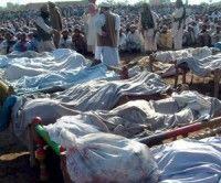 Civiles muertos en Afganistan
