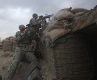 Combates en Afganistan dejan un saldo de 50 muertos