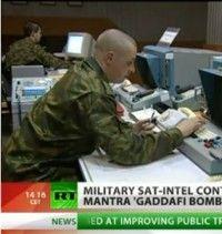 Ejército ruso afirma que ataques aéreos contra manifestantes en Libia nunca ocurrieron