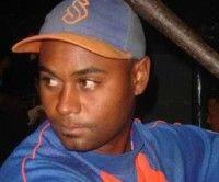 El inicialista Yunier Mendoza bateo jonrón con bases llenas