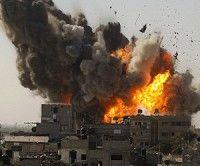 Los bombardeos aliados asedian Trípoli, con cifra de víctimas indeterminada