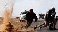La gira del mandatario estadounidense por Latinoamérica fue opacada por la guerra contra Libia. Bombardeos de la alianza contra Libia. Foto Goran Tomasevic / Reuters
