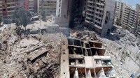34 días de bombardeos de Israel han dejado huellas imborrables.