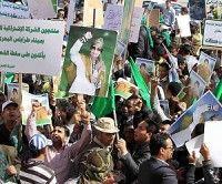 Marcha verde en Libia